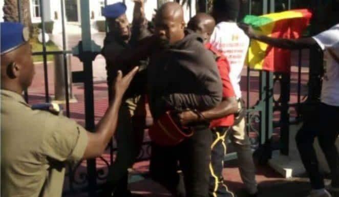 Guy Marius Sagna ,Dr'babacar Diop et les autres 7 détenus bénéficient d'un retour au parquet