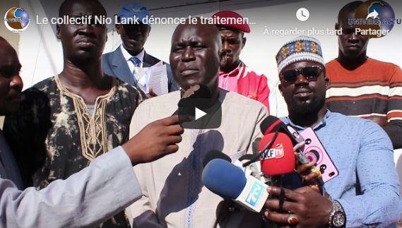 Le collectif Nio Lank dénonce le traitement inéquitable dans l'affaire Guy Marius et Cie»