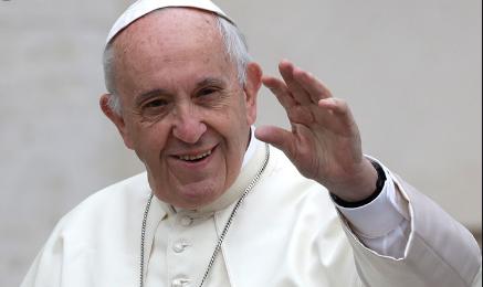 Le pape François fête ses 83 ans aujourd'hui