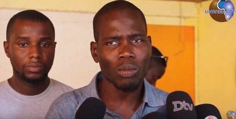 Le Coordonnateur de Frapp exige la libération de Guy Marius Sagna et les autres détenus