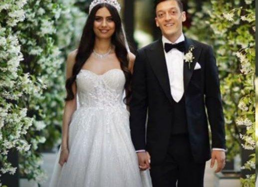 Özil et sa femme financent les opérations chirurgicales de 1000 enfants