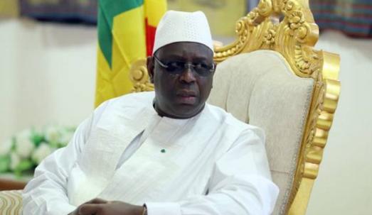 Macky Sall au sommet d'Accra sur le Mali