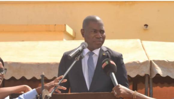 DEPERDITION SCOLAIRE: Mamadou Saliou Sow vole au secours de Kedougou