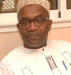Amadou Tidiane Wone «Quand je vois une femme seule dans un ascenseur, je ne monte pas «
