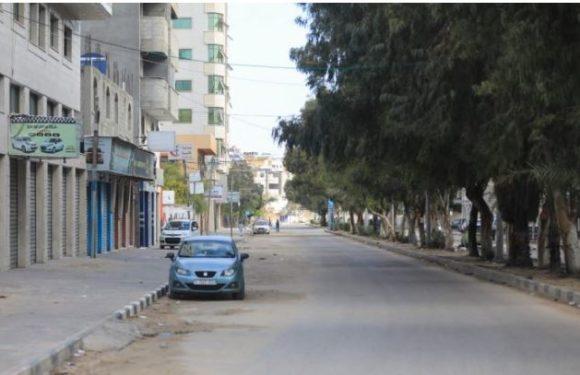Surpeuplée et sous blocus, Gaza enregistre ses premiers cas de coronavirus