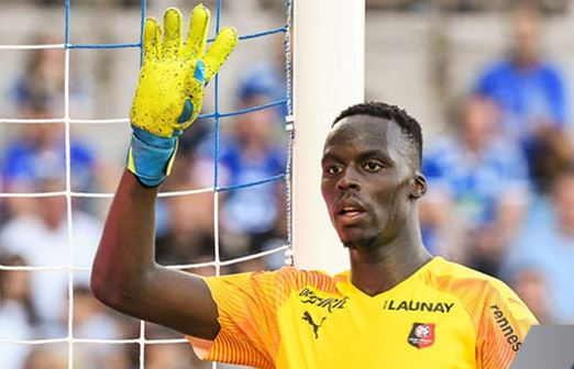Le gardien sénégalais Edouard Mendy donne des assurances à Chelsea