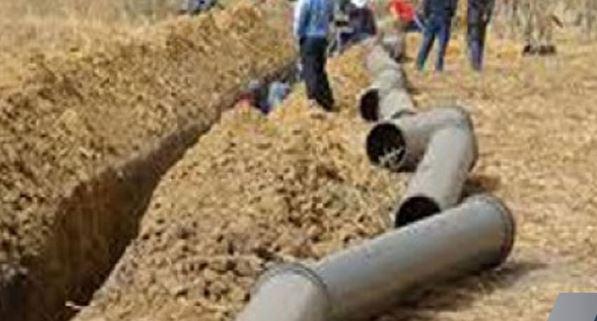 Construction de 11 Km de Tuyau pour doter Cap-skirring d'eau potable