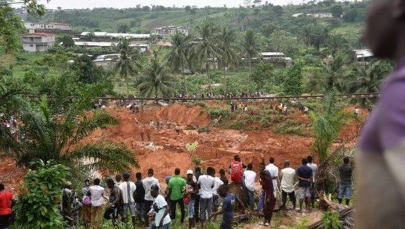 Côte d'Ivoire : glissement de terrain meurtrier à Abidjan