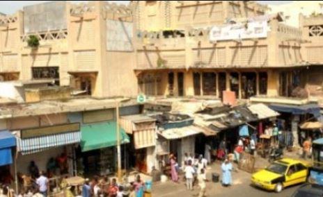 Le marché Sandaga sera démoli après la Tabaski