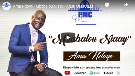 """Mbabalou Niaay"", le nouveau clip de Ama Ndoye. [Clip officiel]"
