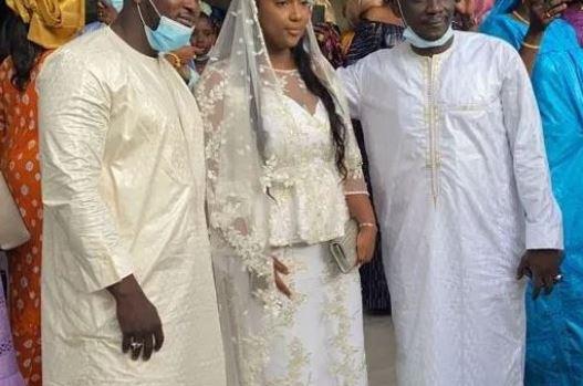 La fille du ministre Amadou Ba s'est mariée avec ……