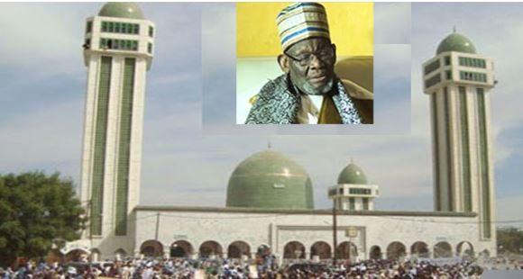 Le khalife Cheikh Ahmed Tidiane Ibrahima Niass, inhumé  dans une ambiance d'une grande ferveur religieuse.