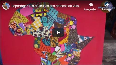Reportage : Les difficultés des artisans au Village artisanal de Soumbédioune