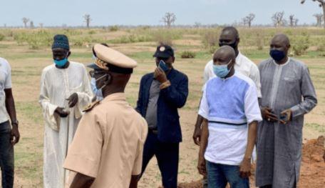 Litige foncier à Tobène : 23 personnes déférés au parquet de Thiès