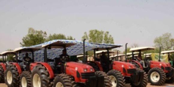 Thiès reçoit son quota sur les 700 unités de matériel motorisé dans le cadre du PRES