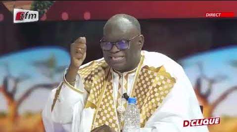 """Me El Hadj Diouf : """"Ousmane Sonko a de fausses intentions et j'ai des preuves"""" (Daafa Sathie Souff)"""