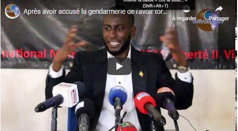 Après avoir accusé la gendarmerie de l'avoir torturé : Ardo Gningue fait des nouvelles révélations