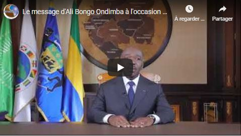 Le message d'Ali Bongo Ondimba à l'occasion du 75ème anniversaire de la commémoration de l'ONU
