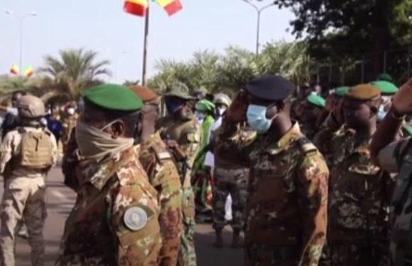 Mali : La junte au pouvoir appelle au lever des sanctions de la CEDEAO