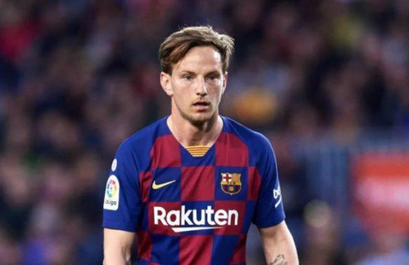Rakitic quitte le Barça pour Séville