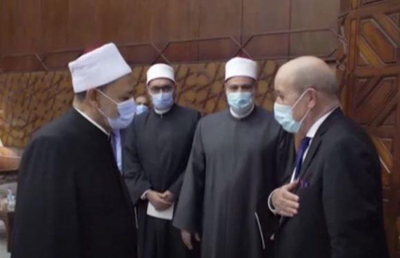 Egypte : la France joue la carte de l'apaisement