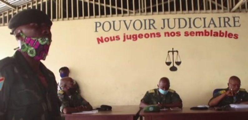 RDC : «Sheka» condamné à perpétuité pour crimes de guerre