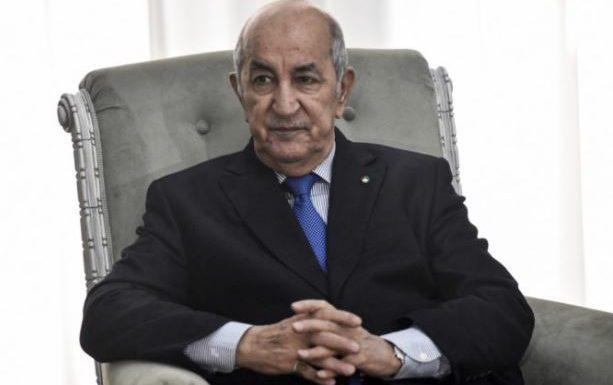 Abdelmadjid Tebboune a contracté le coronavirus, annonce la présidence algérienne
