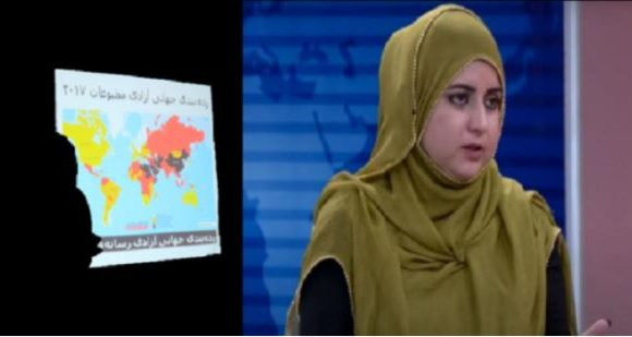Afghanistan : Une journaliste-présentatrice abattue par balle