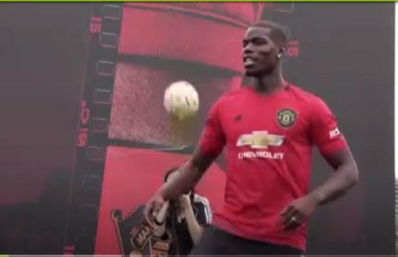 L'agent de Paul Pogba annonce son départ de Manchester United
