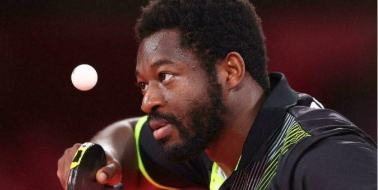 JO Tokyo 2020 : Eliminé dès le premier tour, le Pongiste Ibrahima Diaw clame sa grosse désillusion