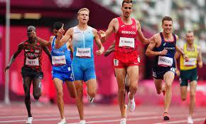 Jeux olympiques: le Marocain Soufiane El Bakkali enfin en or sur 3000m steeple
