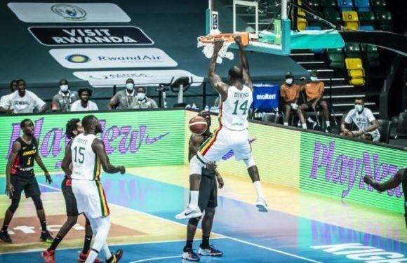 Afrobasket: Le Sénégal bat difficilement l'Angola et passe en 1/2 finale (79-74)