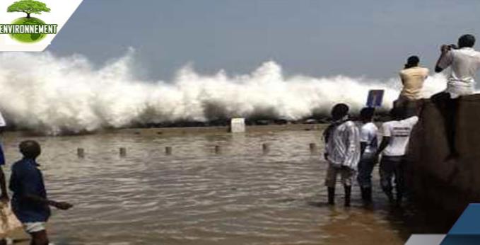 Une houle dangereuse sur l'axe Dakar-Saint-Louis, entre mercredi et jeudi.
