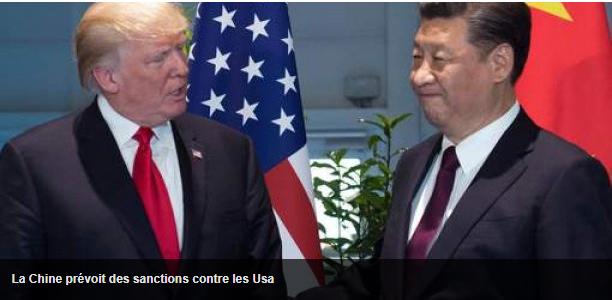 La Chine s'empare du consulat des Etats-Unis à Chengdu