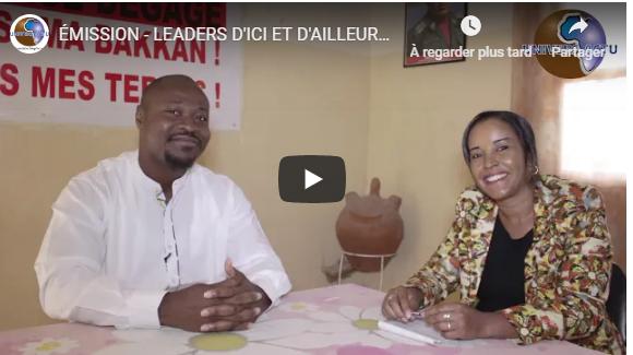 ÉMISSION – LEADERS D'ICI ET D'AILLEURS reçoit M. Guy marius Sagna
