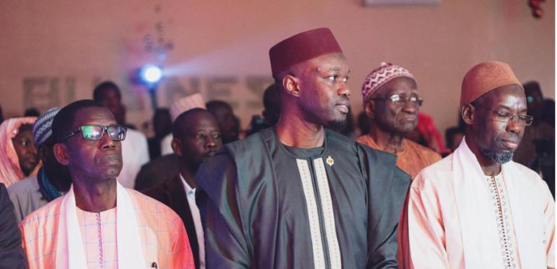 Golf Sud : Vive tension entre les militants d'Ousmane Sonko