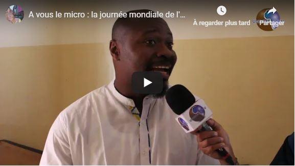 A vous le micro : la journée mondiale de l'Afrique ,la vision des membres de FRAPP