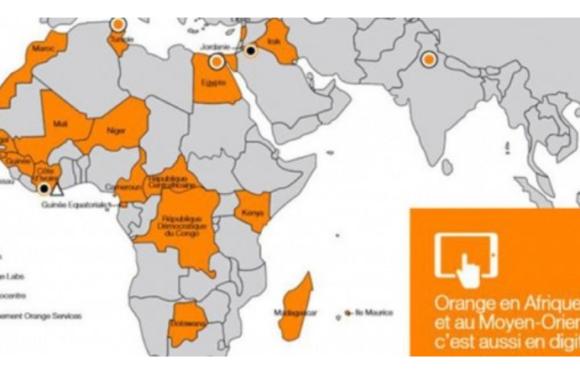TELECOMS: L'afrique , la terre ressource d'orange
