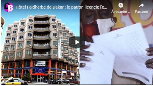Le patron de l'hôtel Faidherbe licencie l'ensemble des travailleurs