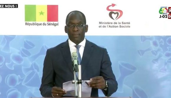 Covid19 : Le Sénégal enregistre 12 cas positifs ce Samedi