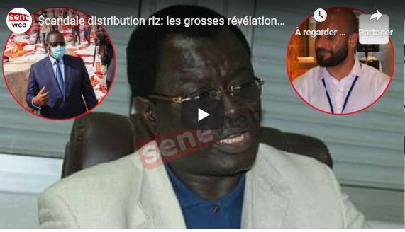 Aide alimentaire et l'attribution du marché du riz  : Moustapha Tall Trés remonté contre les autorités
