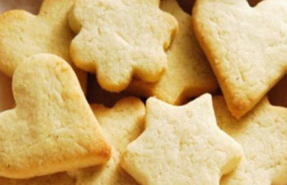 Recette de biscuits sablés facile et à la poêle