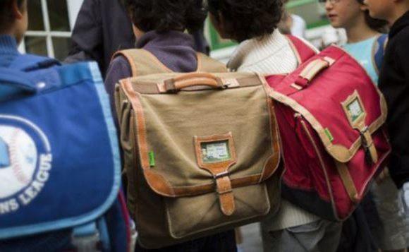 Covid 19 : une vingtaine d'établissements scolaires fermés en France