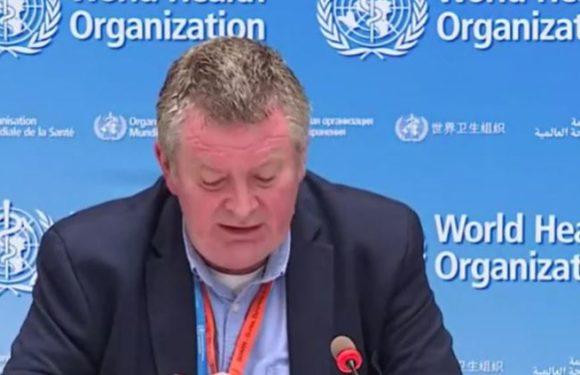 Dr. Michael Ryan (OMS) : » l'Afrique a beaucoup de leçons à donner»