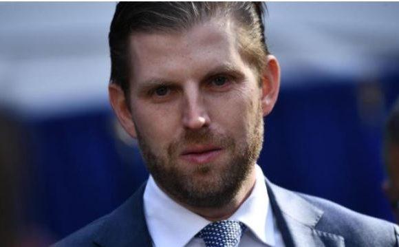 Un fils Trump contraint à témoigner sur les affaires de son père avant la présidentielle