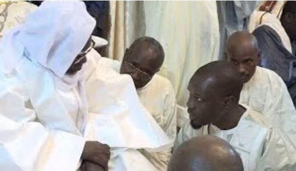 """Ousmane Sonko: «'il y a des gens qui se réclament de Pastef et qui insultent les chefs religieux sur les réseaux sociaux"""""""