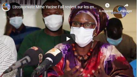 L'économiste Mme Yacine Fall revient sur les enjeux du fcfa sur l'économie africaine