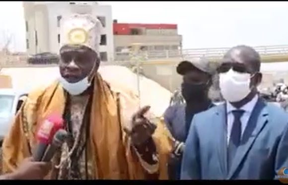 Covid 19 : Le Diaraf Youssou Ndoye demande à la population d'aller se vacciner