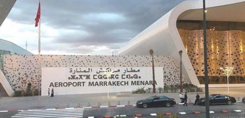 Maroc -Marrakech dispose du cinquième meilleur aéroport en Afrique