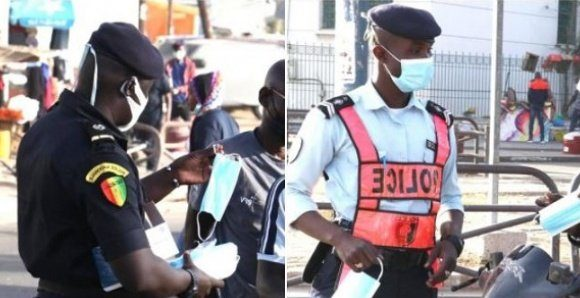 Non-respect du port du masque : 21 209 personnes verbalisées et 40 millions d'amendes collectés en un mois
